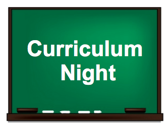 Curriculum Night/PTA Meeting