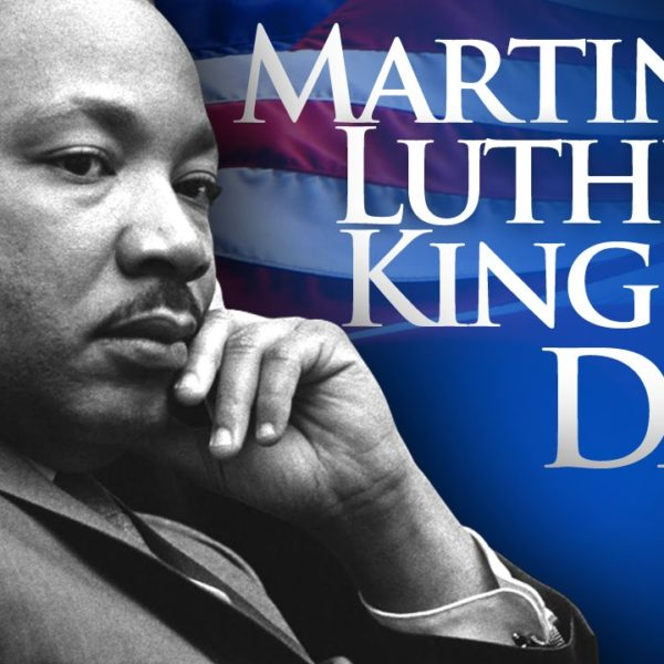 Dr. Martin Luther King Jr. Day: schools closed