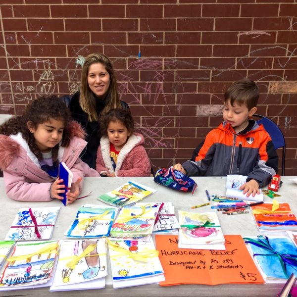 K & Pre-K Social Action Project
