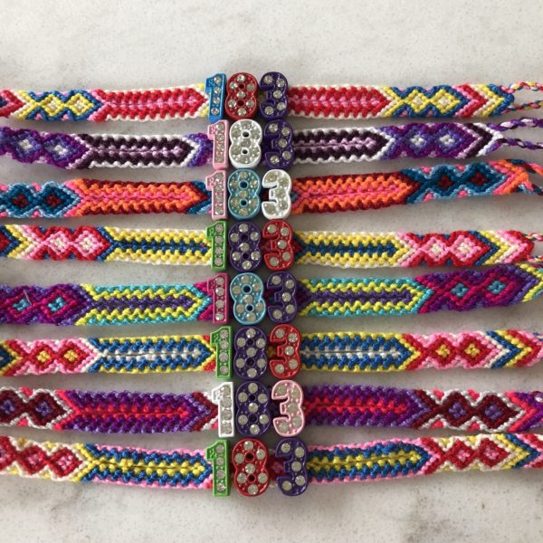 PS 183 Friendship Bracelets