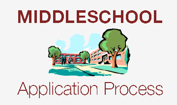 Middle School Application Process
